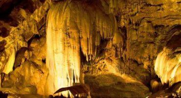 Ново-афонская пещера Абхазия